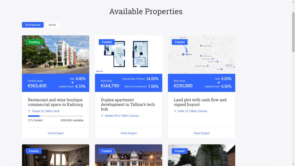 propiedades para invertir en reinvest24