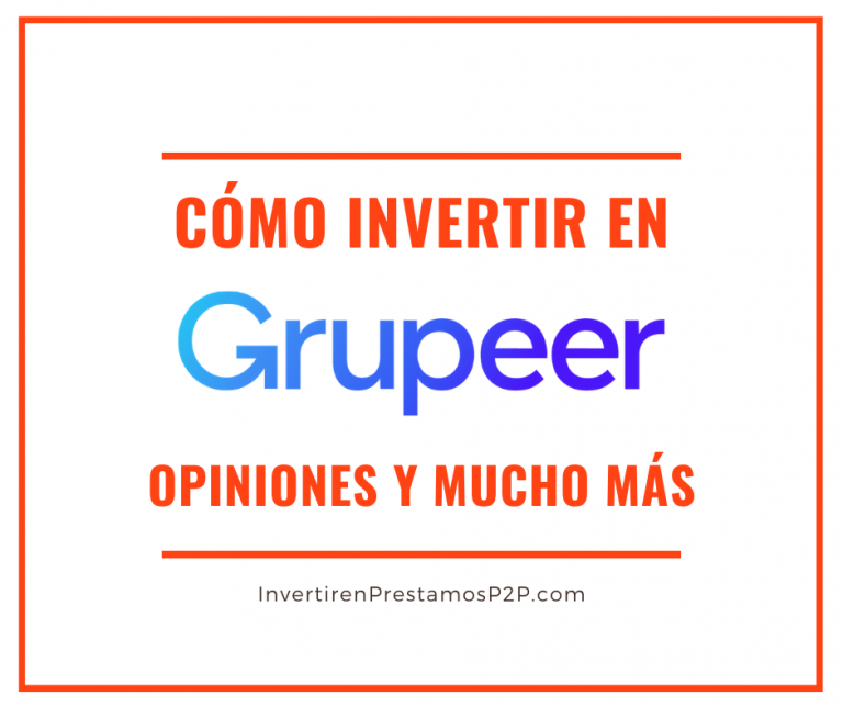 Grupeer, ¿una alternativa a Mintos?