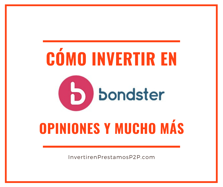Bondster, una plataforma P2P que no es del Báltico