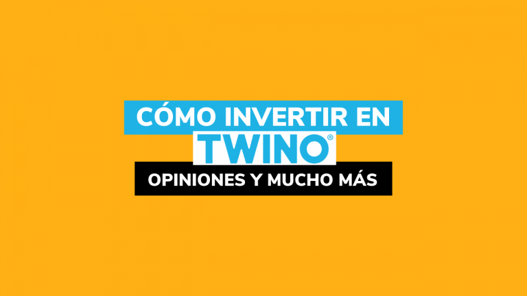 TWINO: opiniones, cómo invertir, BONUS…